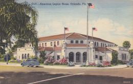 American Legion Home , ORLANDO , Florida , 30-40s