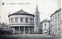 Tournai : La Salle Des Concerts (1924) - Doornik