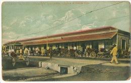 Santiago De Cuba Llegada Del Tren Arrival Of Train Tram - Cuba
