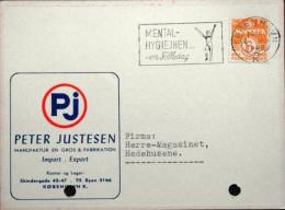Danmark  1948 Letter Cards    (parti 1599) - Danemark