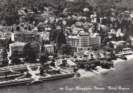 Italie -  Stresa - Lago Maggiore - Panorama - Hotel Regina - Post Mark - Verbania