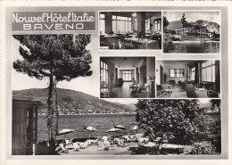 Italie -  Baveno - Lago Maggiore - Panorama Nouvel Hotel Italie - Novara