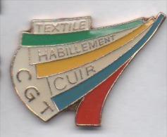 Syndicat CGT , Textile , habillement , cuir