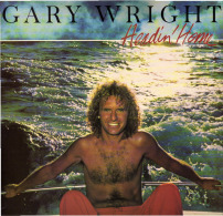 * LP *  GARY WRIGHT (ex Spooky Tooth) - HEADIN' HOME (UK 1979 EX!!!) - Rock