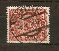 Austria Stempellot Kautzen ... P108 - 1850-1918 Empire