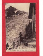 CHAMONIX - MONT BLANC (74) / ASTROLOGIES / REFUGES / CHALETS / Glaciers Des Bossons Et Chalet Des Pyramides / Animation - Chamonix-Mont-Blanc
