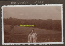 OUDE FOTO PHOTO  1930'S CASTERLEE KASTERLEE - Kasterlee