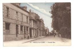 Cp, Militaria, Mailly-le-Camp, Grande Rue - Kazerne