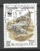 Nouvelle Caledonie New Caledonia 1998.  WWF Bird Birds Cagou 70 F Used - New Caledonia