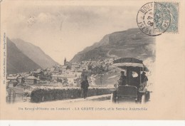 Du Bourg D Oisans Au Lautaret Service Automobile La Grave - France
