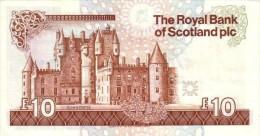 SCOTLAND P. 353c 10 P 2010 UNC - [ 3] Scotland