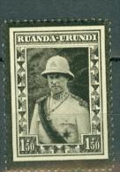 Ruanda-Urundi  1934 OBP / COB 107** MNH cote � 2,50
