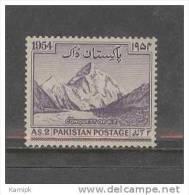PAKISTAN MNH(**) STAMPS (CONQUEST OF K-2 COMMEMORATIVE -1954) - Pakistan