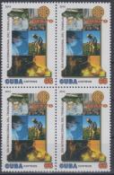 2014.51 CUBA BLOQUE 4 2014. DIA INTERNACIONAL DEL TRABAJO. - Cuba