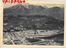 VENETO-VICENZA-VALDAGNO LANIFICIO V.E.MARZOTTO PANORAMA ANNI 40 - Altre Città