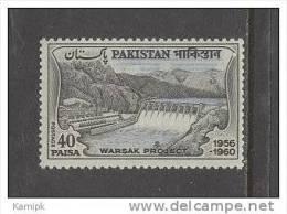 PAKISTAN MNH(**) STAMPS (WARSAK DAM - 1961) - Pakistan