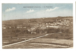 Cp, 16, Montmoreau, Le Panorama - Autres Communes