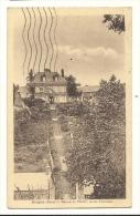 Cp, 27, Broglie, Maison A. Filet, Et Ses Terrasses, Voyagée 1933 - Other Municipalities