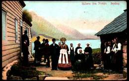 Hilsen Fra Norge, Bryllup - Norway - Norway