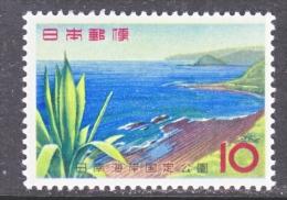 Japan  807    *   PARKS - 1926-89 Emperor Hirohito (Showa Era)