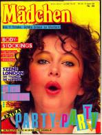 Mädchen Zeitschrift Nr. 35 / 1984 Mit : Die Trends, Die Kommen  -  Michael Jackson`s Monster-Show - Kinder- & Jugendzeitschriften