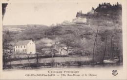 Chateauneuf Les Bains. Villa Beau Rivage - Non Classés