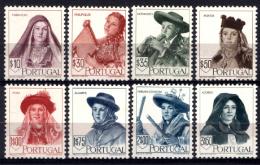 Portogallo  1947 Unif. 688/95 **/MNH VF - Unused Stamps
