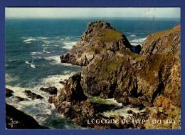 29 CLEDEN-CAP-SIZUN Légende De La Pointe Du Van, Le Rocher Morgane - Cléden-Cap-Sizun