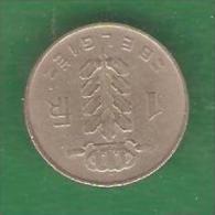 1 Franc     BELGIE  1958  (PRIX FIXE)  ( BM20) - 04. 1 Franc