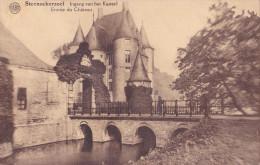 STEENOKKERZEEL : Ingang Van Het Kasteel - Steenokkerzeel
