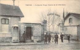 10 - Troyes - Le Quartier Songis, Caserne Du 60e D'Artillerie - Troyes