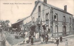 10 - Vosnon - Hôtel Jotte Et Bureau De Tabac - France