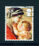 GREAT BRITAIN  -  2013  Christmas  88p  Used As Scan - Used Stamps