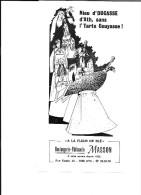 ATH : Ancienne Publicité Boulangerie MASSON - Publicités