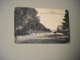 ALLEMAGNE BERLIN N. W. KRUPPSTR KASERNE D. 1. GARDE-FELD-ARTILLERIE-REGMTS - Deutschland