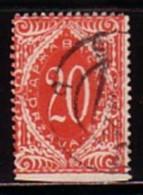 SLOVENIA / SLOVENIE - 1919 - T.Taxe - Emission De Lubliana - Tipografie - 1v Obl. - Slovenia