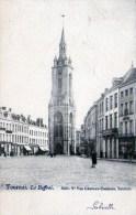 Tournai : Le Beffroi + Commercs (1903) - Doornik