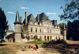 D24  SARLAT   ( Environs ) Château De Jiverzac - Sarlat La Caneda