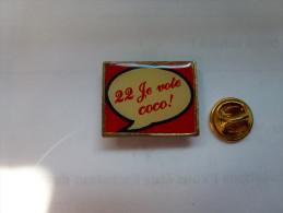 PCF , Parti Communiste Fran�ais , 22 je vote coco