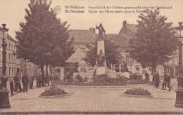 SINT-NIKLAAS : Stanbeeld Der Heldn Gesneuveld Voor Het Vaderland - Sint-Niklaas