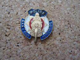 PINS POLICE R.A.A CLUB MOTOCYCLISTE - Polizia