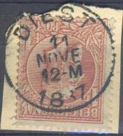 4Jj-716: N°51: E9: DIEST - 1884-1891 Léopold II