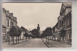 0-1900 NEUSTADT/Dosse, Robert->Koch-Strasse, Rücks. Klebereste, Druckstelle - Neustadt (Dosse)