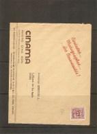België Brief 1/1/53-31/12/53 - Precancels