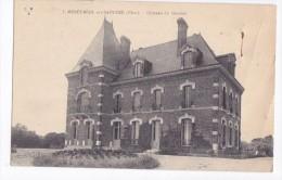 MENETREOL Sur SAULDRE  Chateau Du Simouët - France