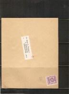 België Brief 1/1/49-31/12/49 - Precancels