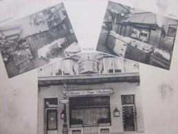 CPA >publicitaire Localisée ROTISSERIE Du Vieux STRASBOURG Boulevard Du Jardin Botanique à Bruxelles Belgique>Seegmuller - Restaurants