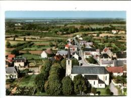 CP - URCIERS (36)vue Generale Aerienne - France