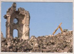 Dresden , Ruine Frauenkirche Im Wiederaufbau , 1993 - Dresden