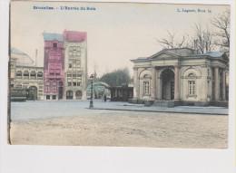 Bruxelles . L'entrée Du Bois . - Other